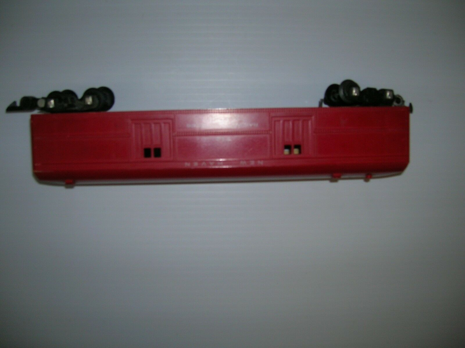 AMERICAN FLYER FLYER FLYER   718 RAILWAY EXPRESS auto , USED( FOR PARTS ONLY )   LOT   16529 279cc9