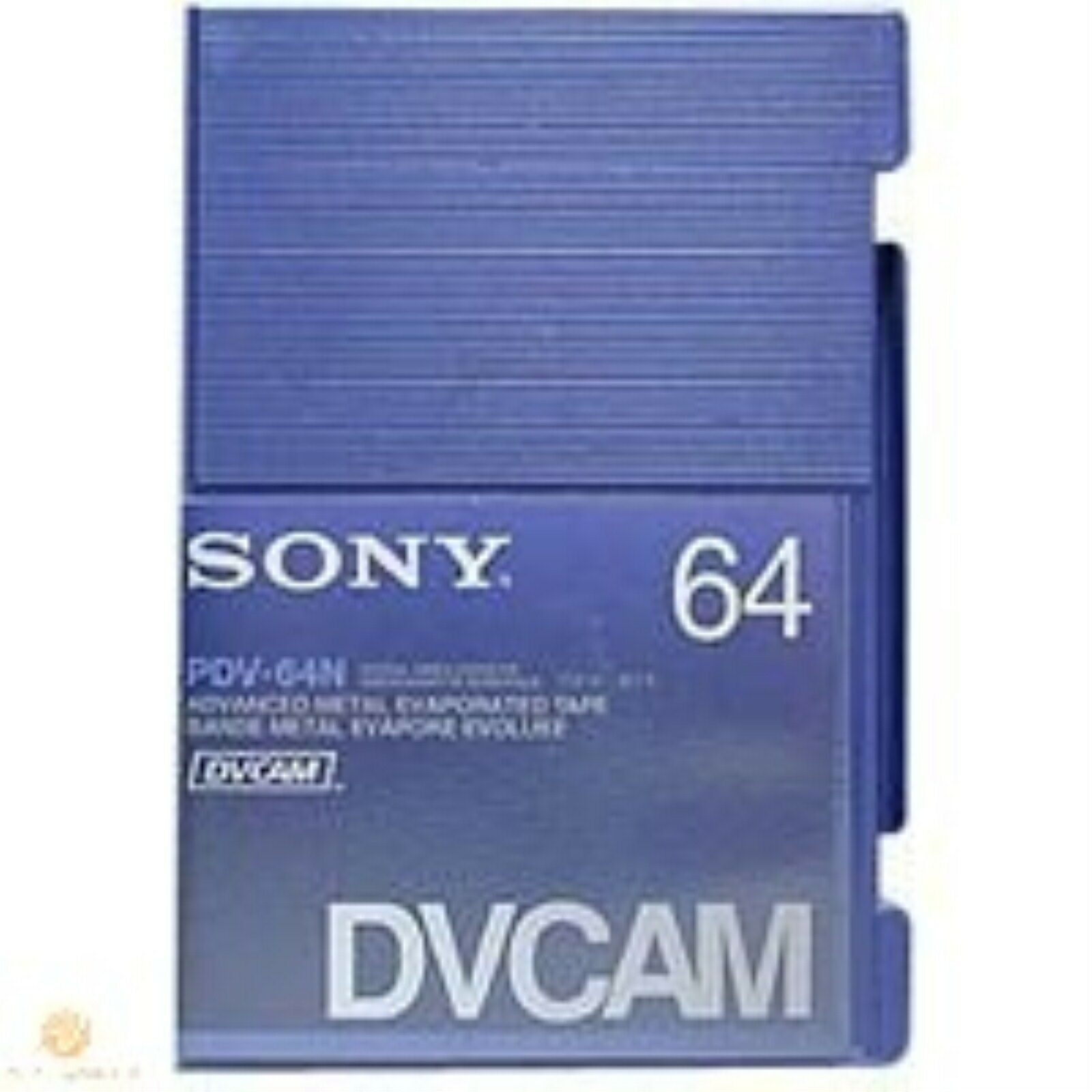 5 Sony PDV-64N HD Cam Tape 184min DLC Protective Layer Durable - UK NEW Genuine