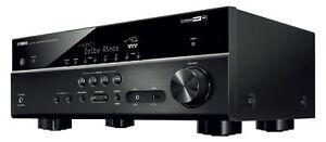 Yamaha-TSR-5830-R-Av-Receiver-Ampli-Tuner-Audio-Video-7-2-4K-Black