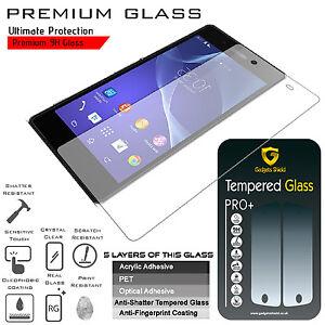 Verre-Trempe-Veritable-Gadget-Shield-Ecran-Protecteur-Sony-Xperia-Z3