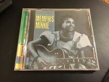 Queen of the Blues by Memphis Minnie (CD, Oct-1997, Columbia/Legacy)