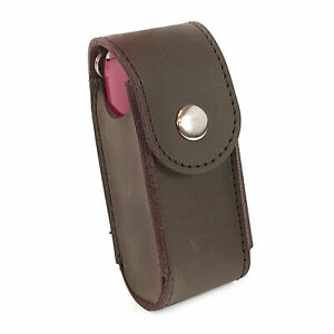 Tuff Luv Leather Belt Pouch For Victorinox Swiss Army