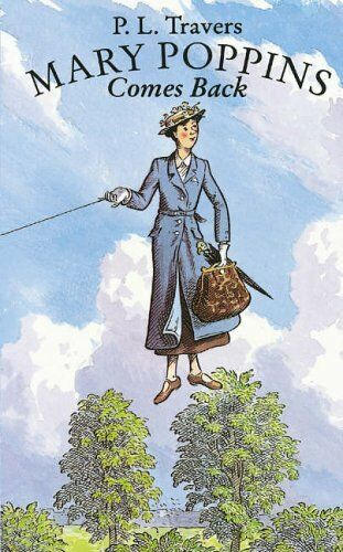 Mary Poppins Comes Back (Armada Lions) By P. L. Travers. 9780006706137