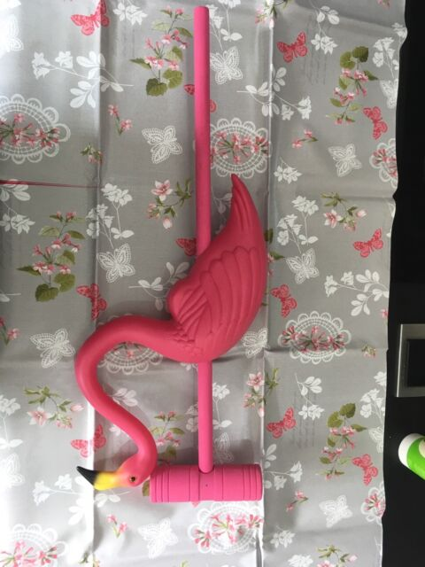 Pink 2 x flamingo croquet mallet Alice In Wonderland