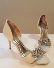 98eb6d91e item 3 Ted Baker Phinium 2 Bridal Shoes Ivory Cream Satin With Gems UK 3 EU  36 -Ted Baker Phinium 2 Bridal Shoes Ivory Cream Satin With Gems UK 3 EU 36