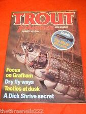TROUT FISHERMAN - THE MYLAR MINNOW - AUG 1978