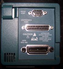 New Listingtektronix Tds2cm Communications Module Oscilloscopes Tds210 Tds220 Tds224
