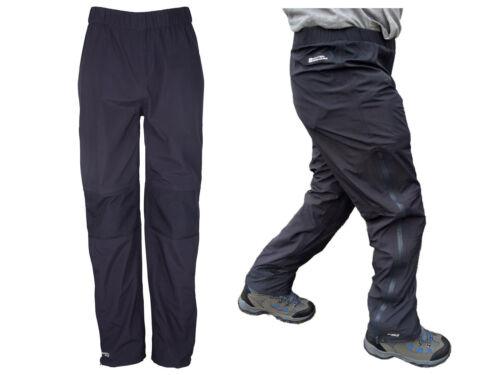 Mountain Warehouse Impermeabile Sopra Pantaloni Cuciture nastrata pesca escursionismo