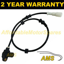 FOR VAUXHALL OPEL VECTRA B 1995-03 ALL ENGINES ABS SPEED SENSOR FRONT LEFT RIGHT
