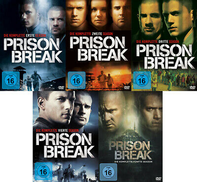 Prison Break 1 Staffel