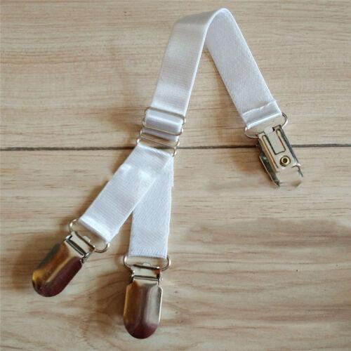 Women/'s Y Style Garter Belt Straps Grips High Stockings Corset Socks Clips D