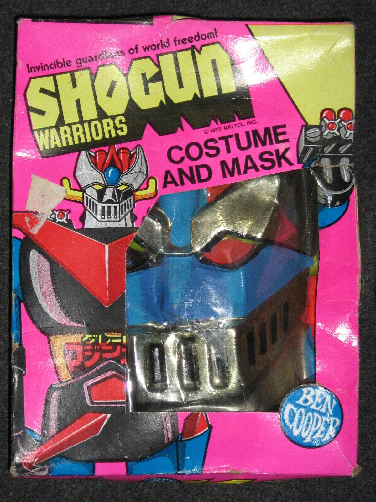 Grande mazinga mazinger costume carnevale robot ben cooper mattel