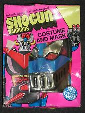 SCONTI! grande mazinga mazinger costume carnevale robot ben cooper mattel