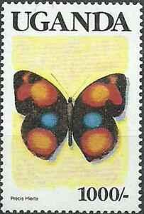 Timbre Papillons Ouganda 686 ** lot 29800 - France - EBay Timbre neuf - France