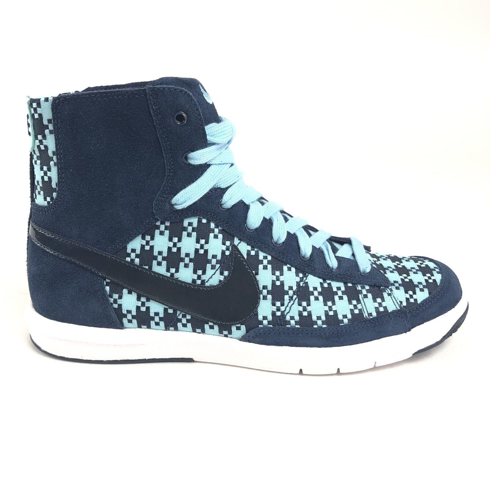 Nike donna Blazer Mid Obsidian blu Dimensione 11 Scarpe Sue  Retro 313722 -400  marche online vendita a basso costo