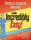 Medical-Surgical Nursing Made Incredibly Easy by Lww (Paperback, 2016)