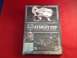 Los Angeles Kings Stanley Cup 2014 Champions DVD