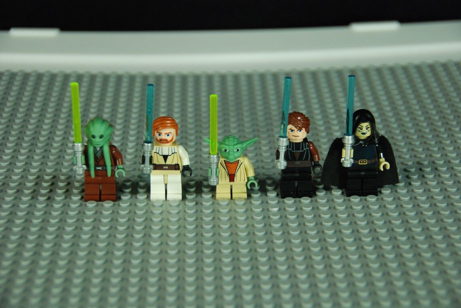 LEGO Star Wars Jedi Minifigures