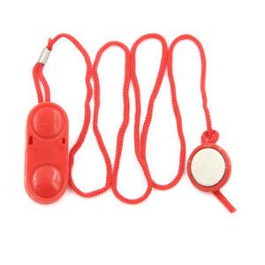 Running-machine-cles-coffre-Tapis-de-course-magnetique-securite-Commutateur-Verrouillage-Rouge-utile