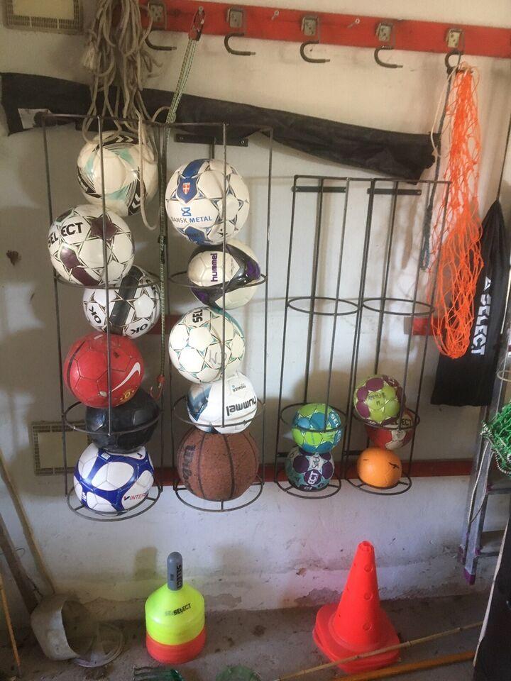 Fodbold, Fodboldstativ