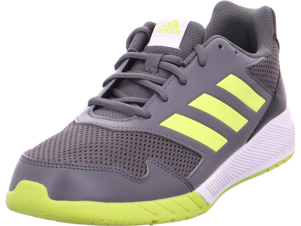 Adidas Jungen AltaRun K Sneaker grau