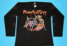 Slayer - Show No Mercy T-shirt Long Sleeve NEW