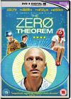 The Zero Theorem DVD 2014 Christoph Waltz Lucas Hedges