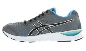 6a7ccd9ab23d New Asics Mens Gel-Storm 2 Running Shoes Granite Black Malibu 12 ...