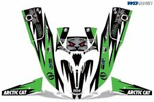 Sled Graphic Kit Arctic Cat SnoPro 120 Sno Pro Parts Snowmobile Wrap Decal AC