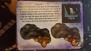 Pirates-At-Ocean-039-s-Edge-043-Firepot-Specialist-Pocketmodel-NrMint-Mint
