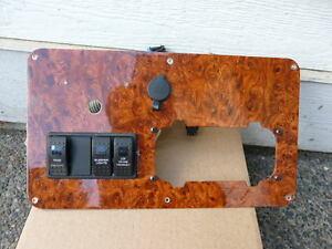 Western Star Interior Sleeper Dash Panel Control Switch Switches Ebay