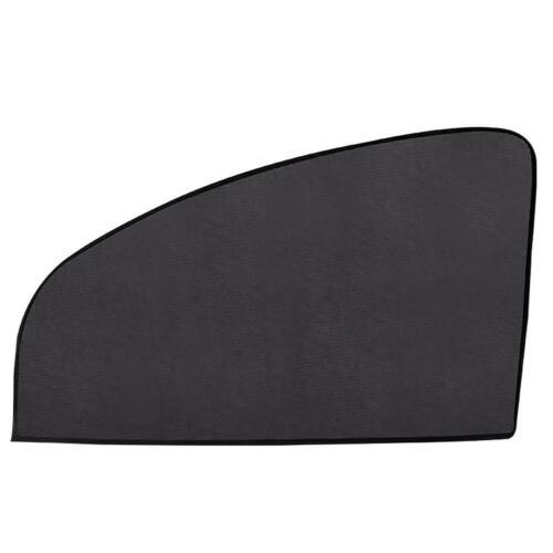 H3E# Magnetic Car Sun Shade UV Protection Curtain Car Window Sunshade Front