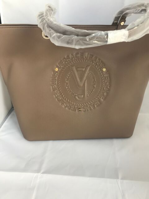 c3751681de Versace Jeans - E1vsbbx1 70828 Shopping Bag Brown