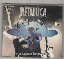 METALLICA - the unforgiven II CD single