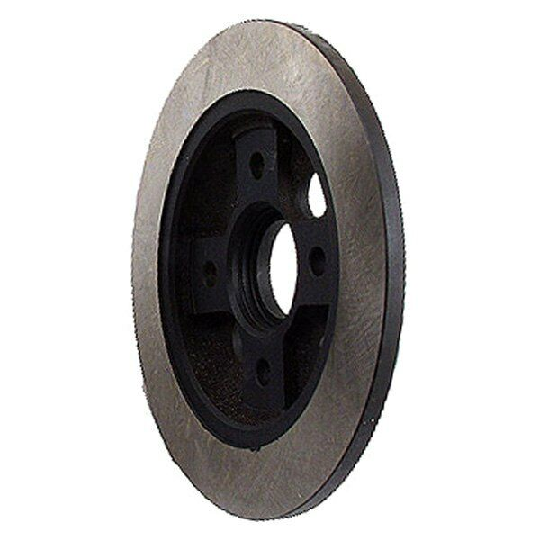 For Acura Integra 1986-1989 OPparts 40501025 Rear Disc