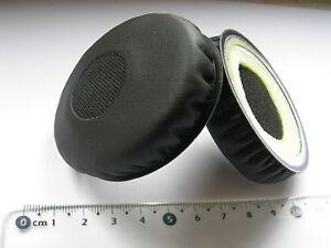 2 Ohrpolster  zB für David Clark Kopfhörer Gel-Ohrdichtung