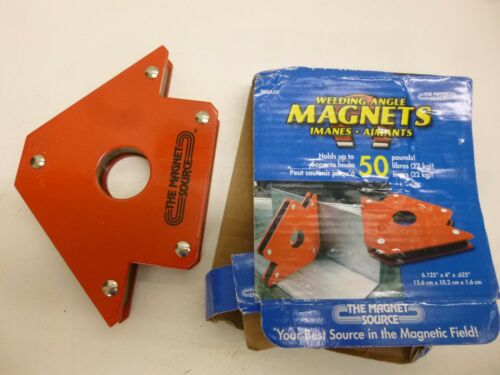 WELDING ANGLE MAGNETS WMA50 NEW!