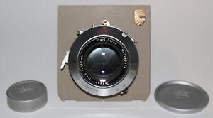 Carl Zeiss lente Tessar 4,5/150 Synchro-compur para Linhof Technika