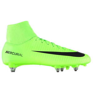 Nike Mercurial Victory dynamic Fit Scarpe da Calcio Campo MORBIDO UOMO UK 6 US 7