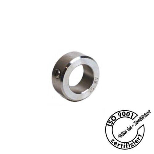 Stellringe DIN 705 - aus Edelstahl - D = 5mm