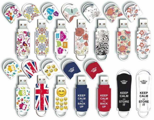 Expression Art Designs USB Memory Stick / Flash Pen Drive / 8GB 16GB 32GB 64GB