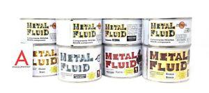 Metal-Fluid-OTTONE-RAME-BRONZO-METALLO-BIANCO-Prochima-1-kg-Colate-a-freddo