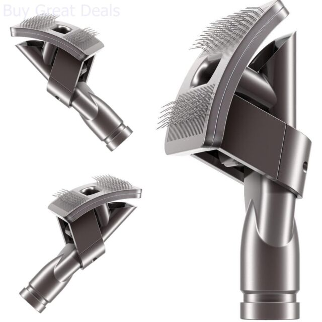 Dog Grooming Tool for Shark Vacuum Cleaner Groom Pet Hair Hoover Brush 32mm