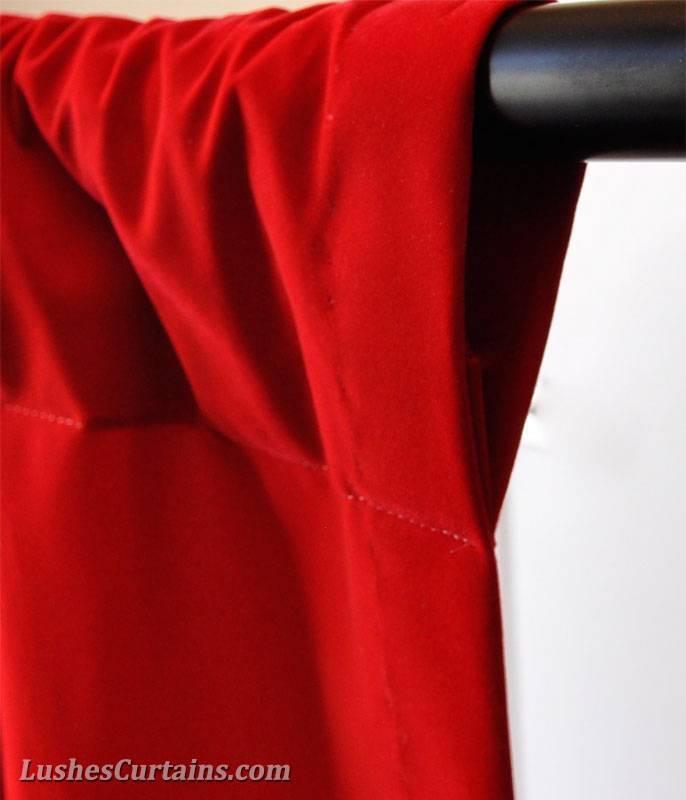 Breit Ereignis   Foto-Shooting Foto-Shooting Foto-Shooting Hintergrund Dekor Vorhänge roter Samt 3M H | Sonderpreis  0d8c40