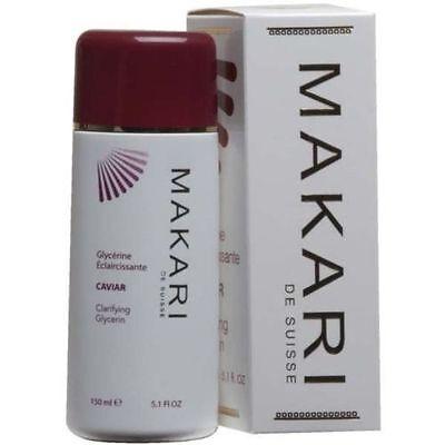 MAKARI Clarifying, Skin Lightening / Whitening Caviar Glycerin 5.1 fl oz*