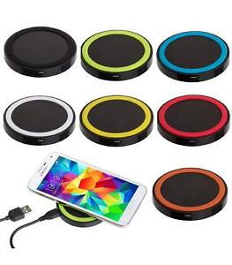 Charger battery WIRELESS QI WIRELESS PAD base charge for phone mobile