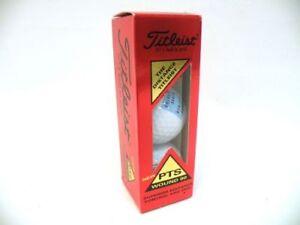 Golfbaelle-TITLEIST-PTS-WOUND-90