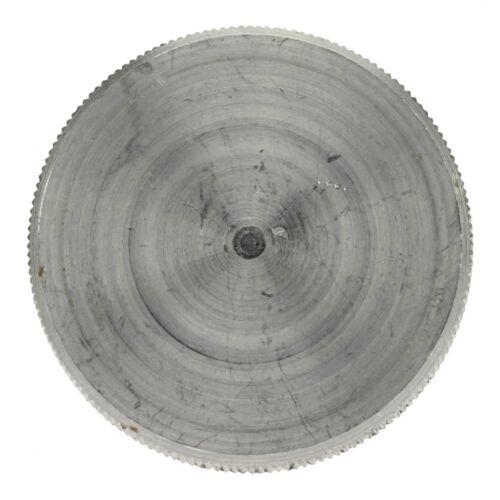 Stahl blank niedrige Form M 5 x 25 DIN 653 Rändelschraube