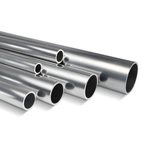 Aluminium Round Tube Aluminium Profile Design Pipe Aluminium Pipe Ø 33,7 x 3,0 mm