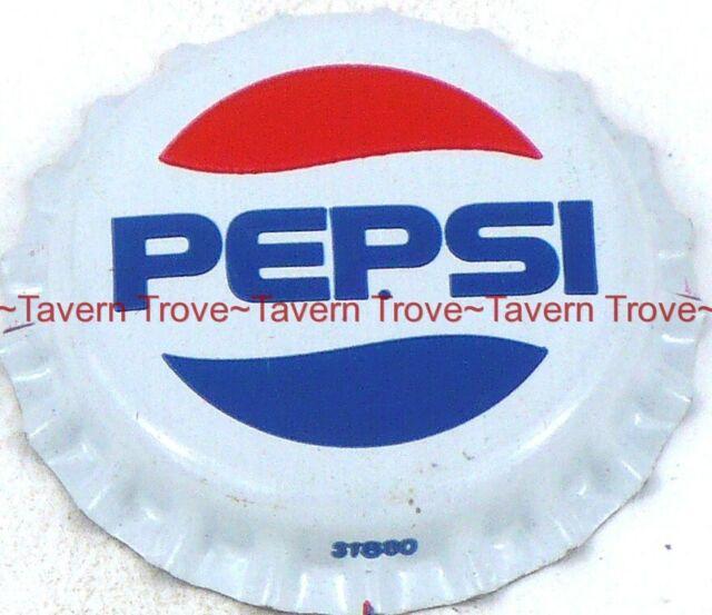 "V2 1950s NEW YORK /""Under Authority/"" PEPSI COLA Cork Crown Tavern Trove"